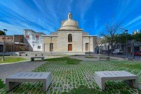 La restauración de la Capilla Norte de la Iglesia San Miguel obtuvo reconocimiento internacional