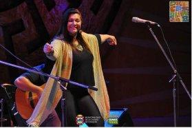 "Llega desde Gualeguaychú  Paulina Lemes al ciclo ""Somos Músic@"