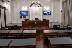 Miércoles y jueves habrá reuniones de comisión del Senado