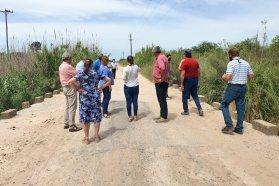 Planifican obras de conservación en Colonia Reffino en el departamento Paraná