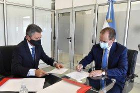 Bordet anunció financiamiento para la inversión productiva de pequeñas empresas por 1.500 millones de pesos