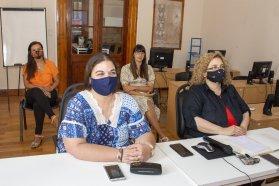 Se concretaron más de 30 capacitaciones de la Ley Micaela en 2020 como parte de las políticas de género