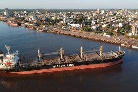 Argentina abre el mercado indio de la madera a partir de los puertos entrerrianos