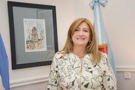 """""""Este 2020 hemos trabajado incesantemente en pos del fortalecimiento institucional"""", dijo la ministra Romero"""
