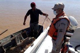 Prorrogan hasta marzo restricciones a la pesca comercial y deportiva en el río Paraná