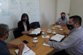 La Unión de Entidades Pymes comprometió su apoyo a las medidas que tome el gobierno por la pandemia