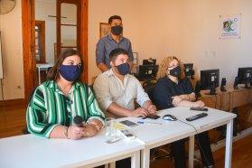 La provincia trabaja para garantizar el acceso a derechos del colectivo LGTBIQ+