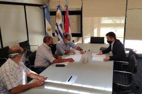 Redefinen la ubicación del hospital modular de Concordia hacia la zona de frontera con Uruguay