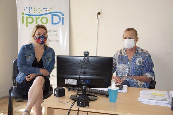 El Iprodi impulsó durante la emergencia sanitaria diferentes instancias de capacitación virtual