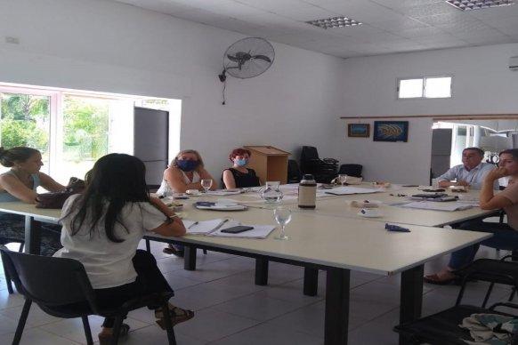 El gobierno provincial acompaña a Villa Urquiza en la elaboración del Plan de Ordenamiento Local