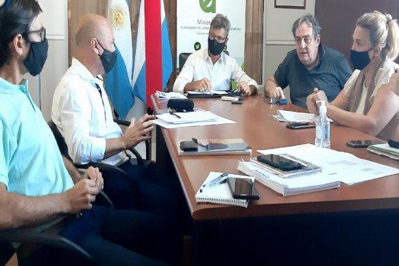 Se avanza con la evaluación de la licitación del nuevo aeropuerto de Concordia