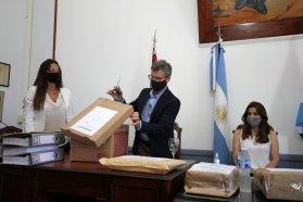 Con una inversión de 24 millones de pesos avanza la ampliación de la red de gas natural de Villaguay