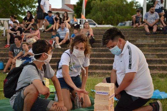 El Plan Verano inició con diferentes actividades para las juventudes entrerrianas
