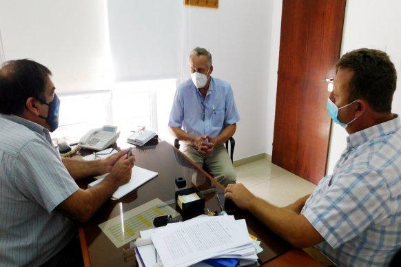 Trabajan en soluciones habitacionales para  otras tres localidades entrerrianas