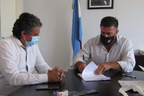 Se firmó el convenio para incorporar la reserva El Chaviyú de Federación al Sistema Provincial de Áreas Protegidas