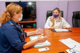 Analizan ejecutar obras de conservación en el departamento Federación
