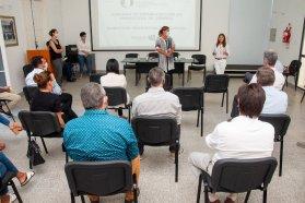 Vialidad Provincial participó de una jornada de sensibilización en perspectiva de género