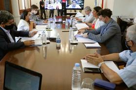 Misiones comerciales, capacitaciones y políticas públicas en la agenda de la Mesa Ejecutiva de la Región Centro