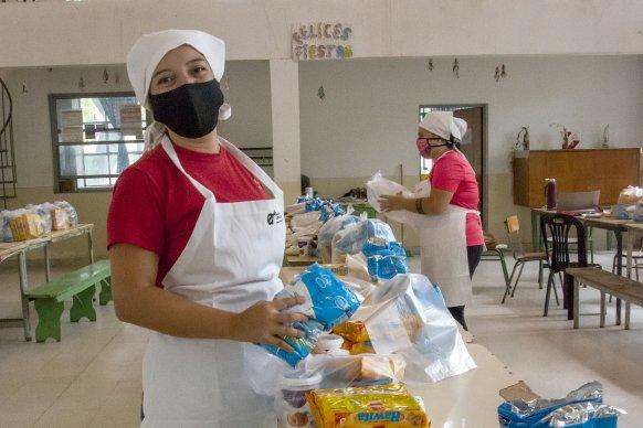 Se definió la modalidad de las prestaciones alimentarias ante el regreso presencial a las aulas