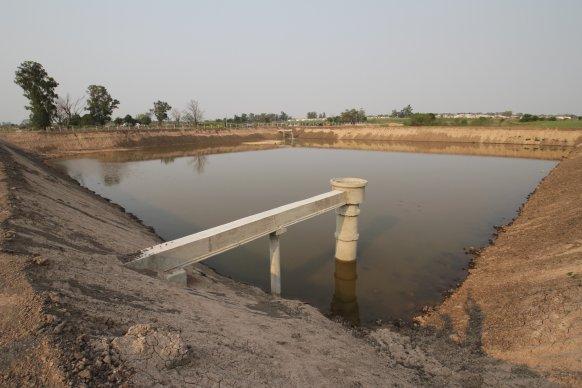 Con un presupuesto superior a los 31 millones se licita la obra de lagunas cloacales de Colonia Avellaneda