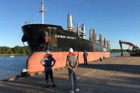 El Ente Portuario de Concepción del Uruguay exige una solución al conflicto entre gremios de estibadores