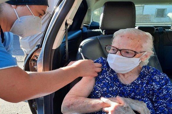 Esta semana comienza en Paraná y Concordia la vacunación contra el covid a mayores de 70