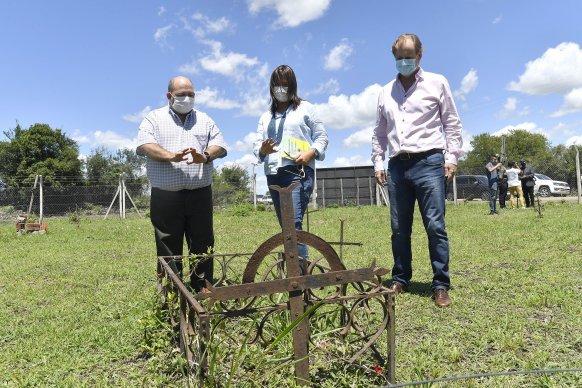 Conformaron una mesa de trabajo para el desarrollo de un circuito turístico de las Colonias Judías