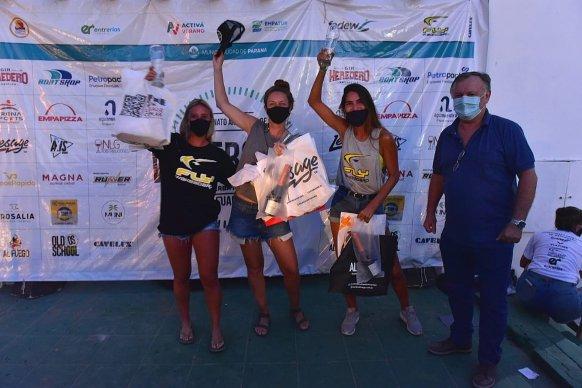 El gobierno provincial acompañó el Campeonato Argentino de Wakeboard en Paraná