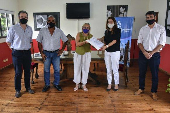 En Entre Ríos se consolidan proyectos productivos con acompañamiento del Estado