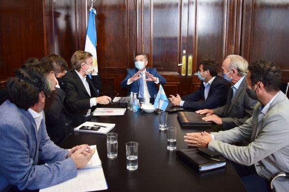 La provincia gestionó recursos de Nación para el desarrollo industrial entrerriano