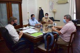 La provincia evaluó la agenda de actividades conjuntas con el INTA