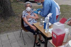 Avanza el cronograma de vacunación contra el Covid en distintas localidades entrerrianas