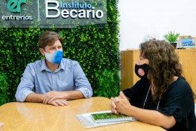 El programa de apoyo escolar del Becario se desarrollará por primera vez en Lucas González