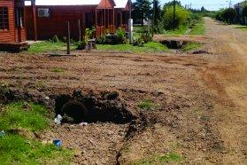 Con un presupuesto superior a los 44 millones se licita la obra de desagües pluviales Barrio San Cayetano