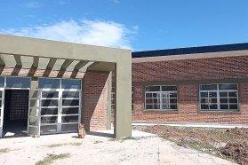 El nuevo edificio de la escuela Genoveva Gómez de Enrique Carbó presenta un 75 por ciento de ejecución