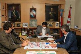 La provincia brinda conectividad eficiente a los puertos entrerrianos