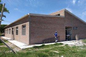 La residencia estudiantil de la Agrotécnica Nº 73 de Las Tunas se encuentra en su etapa final de ejecución