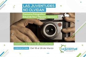 La provincia abrió un concurso de fotos para conmemorar el Día Nacional de la Memoria por la Verdad y la Justicia