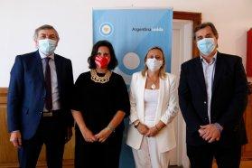 """Paira: """"Un gobierno nacional con visión federal potencia la reconstrucción del tejido social argentino"""""""