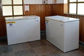 Continúa la distribución de los freezers para la Campaña de Vacunación Covid-19