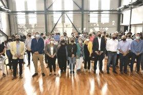 Provincia y Nación entregaron herramientas a emprendedores y cooperativas de la Economía Social de Paraná