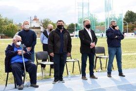 El gobierno provincial acompañó el Grand Prix Sudamericano de Atletismo