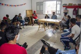 La provincia lleva adelante una nueva convocatoria de Poder Popular para organizaciones de la comunidad