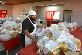 La provincia garantiza la asistencia alimentaria de niños, niñas y adolescentes entrerrianos