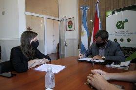 Planifican una agenda de intervenciones en edificios culturales de la provincia