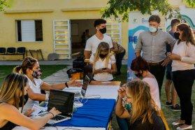 El Instituto Becario llevó su atención para los estudiantes a la zona este de Paraná