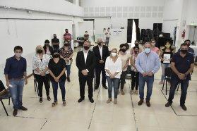 Emprendedores de la Economía Social de Colón y San José recibieron herramientas de trabajo