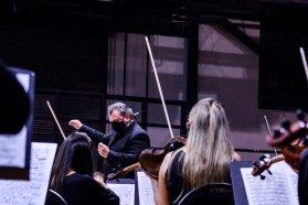La Sinfónica rendirá homenaje a Piazzolla en vivo en Concepción del Uruguay