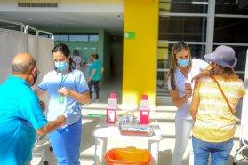 Comenzó la vacunación Covid-19 al grupo de adultos entre 60 y 69 años en Entre Ríos