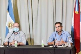 Explican la situación epidemiológica y evolución de la pandemia en la provincia